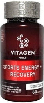 Sports Energy + Recovery
