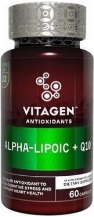 Alpha-Lipoic Acid + Q10